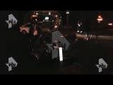 Появилось первое видео с места смертельного ДТП на Бережковской набережной в Москве