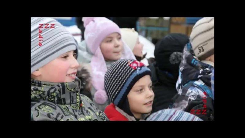 В Забаве под Ярославлем. 25.12.13. Музыка Вадим Шапыгин