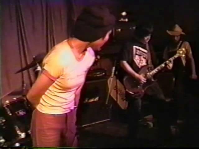 Melt Banana - Live 1996 - Part 1