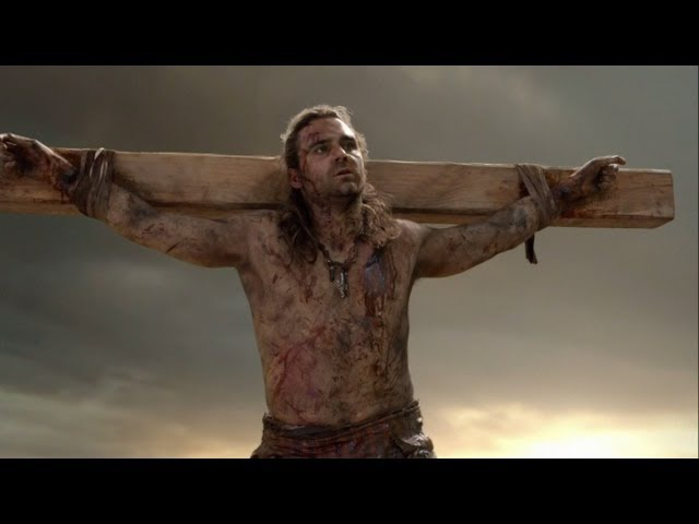 Spartacus War of the Damned - Soundtrack | 29 Gannicus Crucified