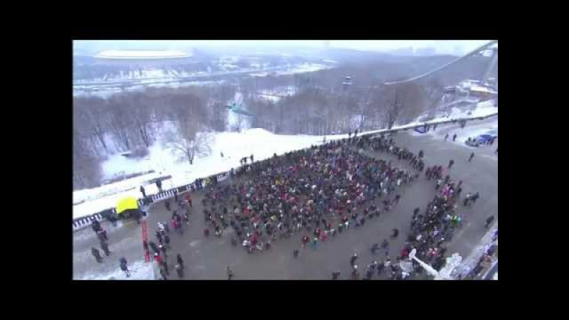 Yop Top Project - Танец Yop Top (крутой Российский флешмоб)