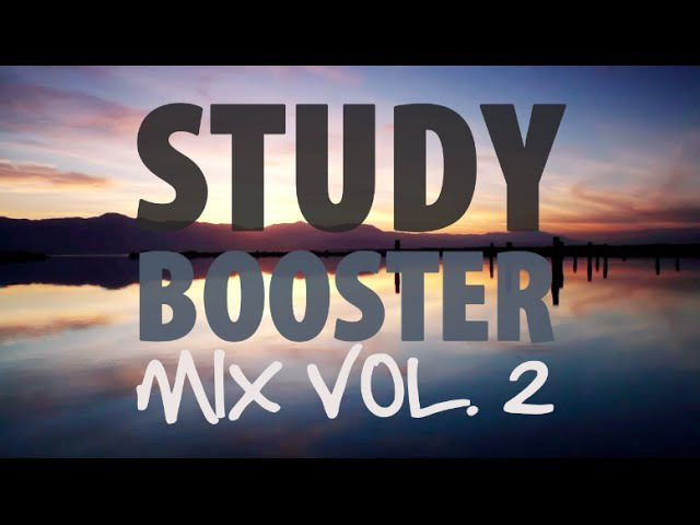 Jazz/Chill Hop - Study Booster Mix [Vol.2]