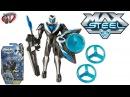 Max Steel Rip Launch Action Figure Toy Review, Mattel