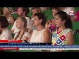 Греческий сиртаки, русский казачок и украинский гопак, более 400 юных танцоров