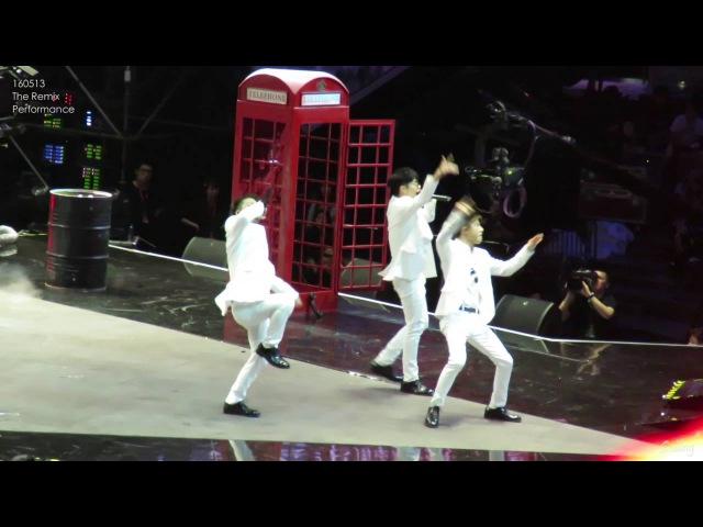 [FanCam]160513 The Remix-iKON Performance