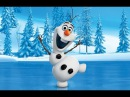 Холодное сердце. Танец Олафа Dancing Olaf