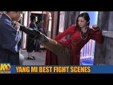 Yang Mi Best Fight Scenes of Wu Dang