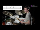 Drum Lesson Dong Work for Yuda - Vinnie Colaiuta groove from Joe's Garage (Frank Zappa)