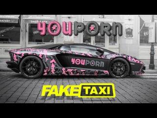 Crazy Pink YouPorn Aventador FakeTaxi - people reaction, revs, brutal sound