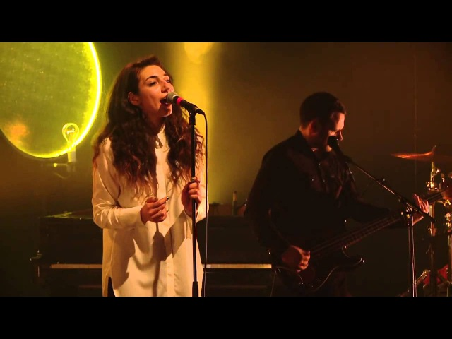 Intergalactic Lovers - Obstinate Heart (Live at the Ancienne Belgique, 2015-02-14)