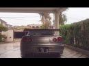 R34 GTR Nismo Spec Pro Exhaust