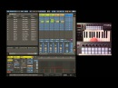 Ableton Novation Launchkey 25 setting up for improvised structuring 90s House