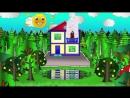 Мультфильм про пожарную Машину. Весёлая Мозаика. Мультики для Детей