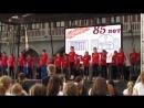 Конкурс FLASH-mob, посвященный 85-летию Марийского государственного университета