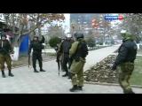 Российский спецназ против террористов в Сирии