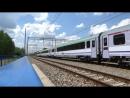 Pociagi objazdowe z linii E20 na Wiedence