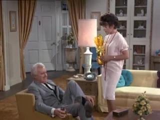 Моя жена меня приворожила(Bewitched;Околдованный)(США,1964-1972г.г.)Сезон 4,2-я серия(109-я серия)