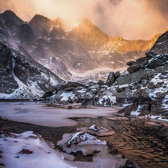 национальный парк фото, Национальный парк Роки-Маунтин, Rocky Mountain National Park