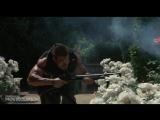 Коммандос   Commando (1985) Арнольд Шварценеггер   Перестрелка