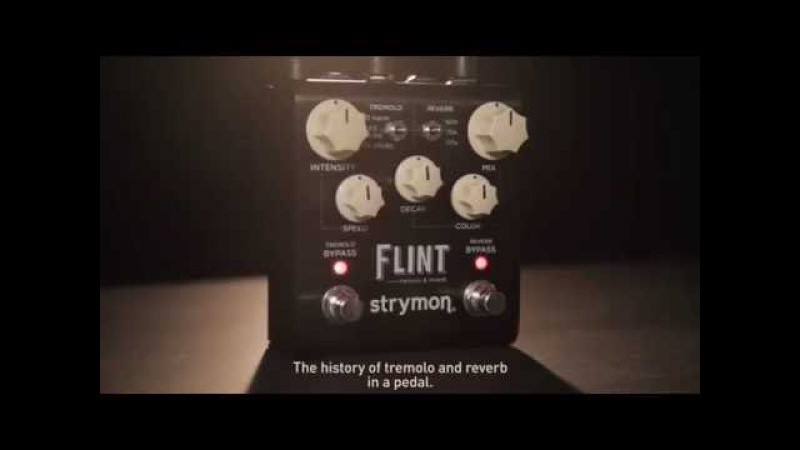 Flint Tremolo Reverb overview video song