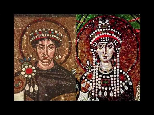 Император Юстиниан I и Феодора. СЕМЕЙНЫЕ ИСТОРИИ!