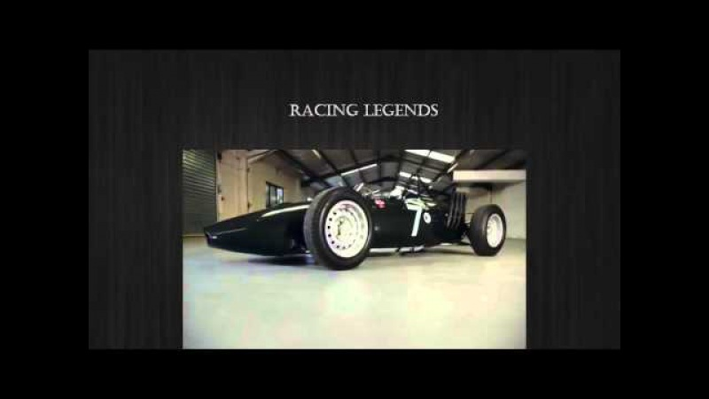 Graham Hill - Racing Legend f1 champion 1962 1968 by magistar