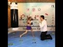 8 летняя девочка боксер из Павлодара стала звездой YouTube