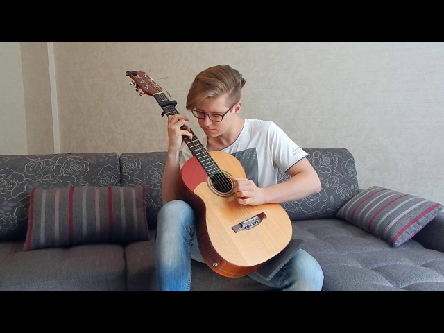 Linkin Park - Numb (Alexandr Misko) (Fingerstyle Guitar)