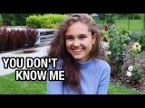 Вы ничего про меня не знаете, но в этом видео я все скажу!