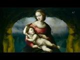 Мадонны эпохи Возрождения - 3D анимация картин