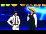 КВН Кубок мэра Москвы 2012-Игорь и Лена в торговом центре