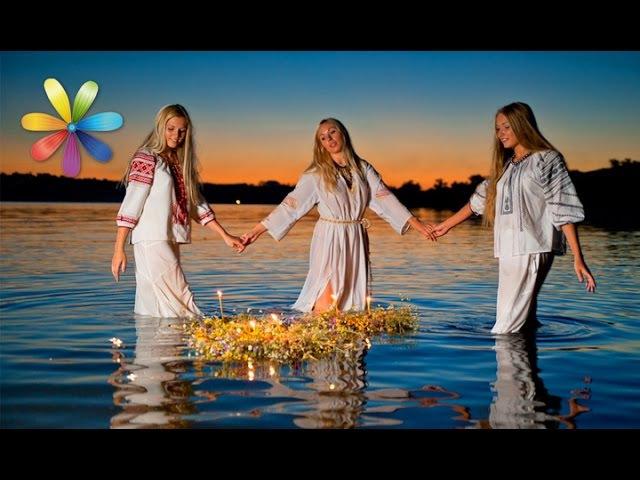 Делаем венки-обереги, которые сохранят любовь в вашей семье с Рубиной и Магдаленой– Все буде добре. Выпуск 839 от 06.07.16