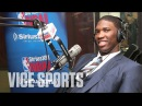 Ride Along: Joel Embiid Chugs Shirley Temples and Tweets Rihanna