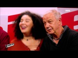 Stromae Carmen Arcadian The Voice France 2016 Blind Audition