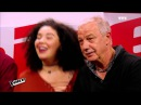 Stromae Carmen Arcadian The Voice France 2016 Blind Audition