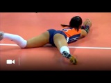 New compilation -Winifer Fernandez Beautiful Volleyball hot Girl
