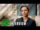 Mission: Impossible - Rogue Nation (2015) BTS Movie Interview - Rebecca Ferguson is 'Ilsa Faust'