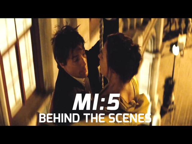 Mission Impossible 5: Behind The Scenes