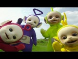 Teletubbies Happy Birthday Party Singing Elsa Olaf Parody