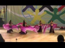 Ensemble Oasis Dance - Winners of the World Cup on Belly Dance 2012 IDO