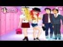 Chị Bí Đỏ chuẩn bị cho công chúa Cinderella dự tiệc ở trường ♥ Game Thời trang Công chúa