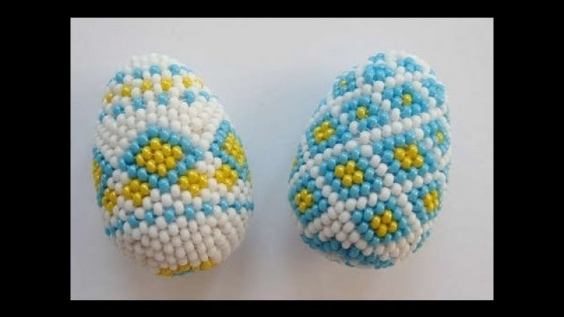 Оригинальные пасхальные яйца(Original Easter eggs).