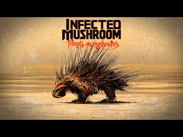 Infected Mushroom - Kazabubu (Audio) | Dim Mak Records