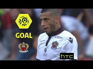 Goal Younes BELHANDA (85') / Montpellier Hérault SC - OGC Nice (1-1)/ 2016-17