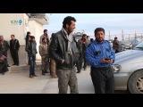 مراسل بلدي يرصد حركة نزوح الآلاف من ريف حلب الشمالي بإتجاه الأراضي التركية