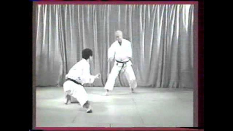 Budo Attitude présente le maître Tatsuo Suzuki du karate Wado Ryu Oyho Kumité