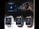 Умные часы (смарт часы) DZ09 белые. Smart watch DZ09 (72).