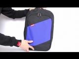 Рюкзак PUNCH - Black Blue Обзор