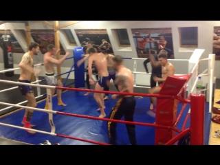 клинч granit fight club