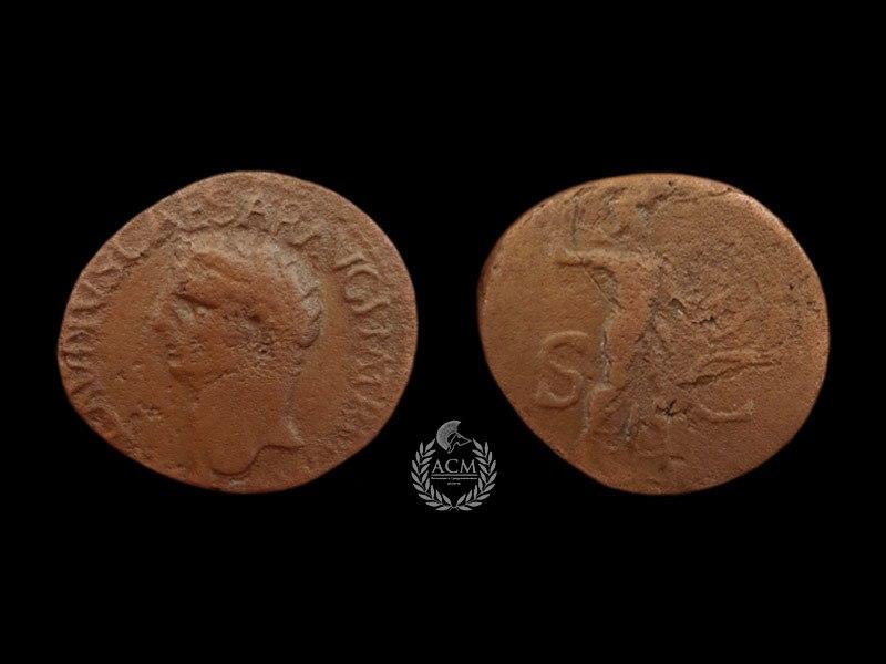Асс. Рим. Клавдий (41-54 гг.)